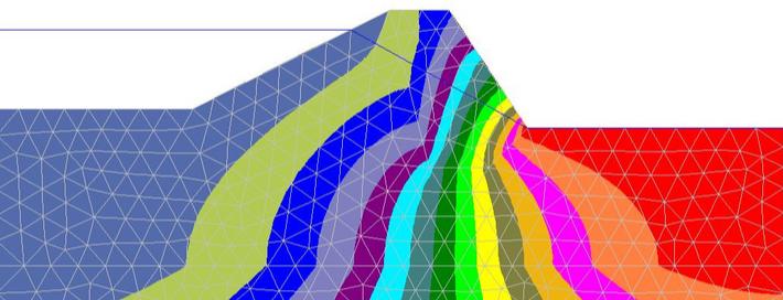 FEM Elementi Finiti per la Geotecnica